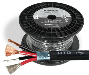 Reviews for Bi-Wire Speaker Cable