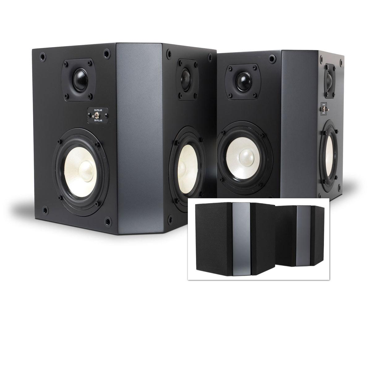Home Theater Direct Factory Speakers Whole House Audio Wiring A System Level Two Surround