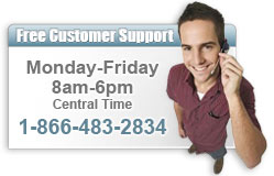 Free Customer Support Contact Info