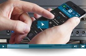 Lync App Home Control Video